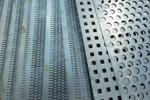 perforated plate 2