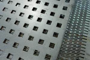 perforated plate 3